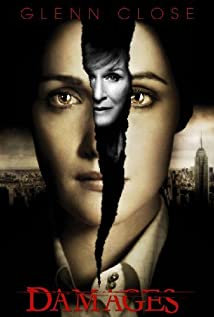 Damages (2007) cover