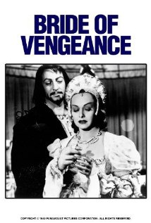 Bride of Vengeance (1949) cover