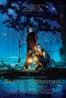 Bridge to Terabithia (2007) cover