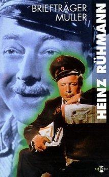 Briefträger Müller (1953) cover