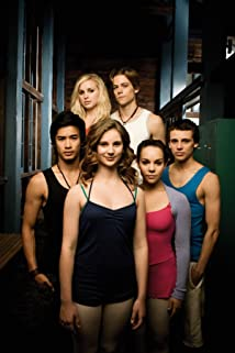 Dance Academy (2010) cover