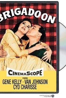 Brigadoon (1954) cover