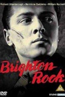 Brighton Rock (1947) cover