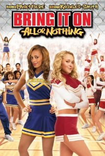 Bring It On: All or Nothing (2006) cover
