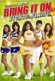 Bring It On: Fight to the Finish (2009) cover