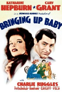 Bringing Up Baby (1938) cover
