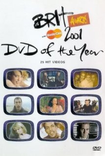 Brit Awards 2001 (2001) cover
