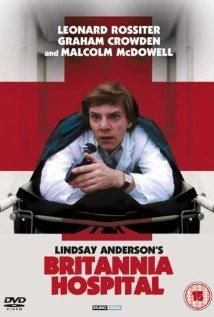 Britannia Hospital (1982) cover