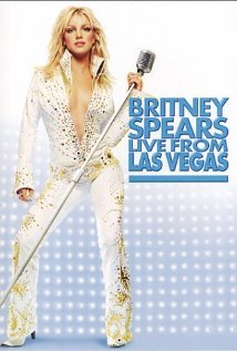 Britney Spears Live from Las Vegas (2001) cover