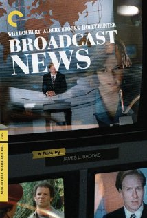 Broadcast News (1987) cover