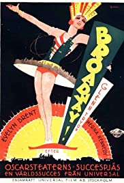 Broadway (1929) cover