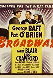 Broadway 1942 poster