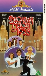 Broadway Melody of 1938 (1937) cover