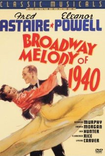 Broadway Melody of 1940 (1940) cover