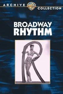 Broadway Rhythm (1944) cover