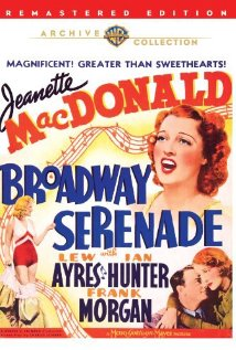 Broadway Serenade (1939) cover