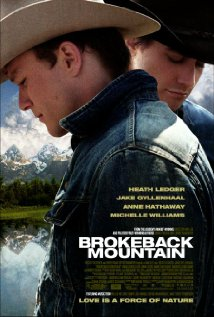 Brokeback Mountain 2005 poster