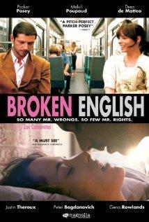 Broken English (2007) cover