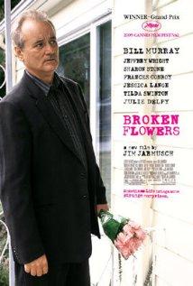 Broken Flowers (2005) cover