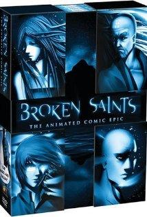 Broken Saints (2003) cover