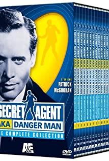Danger Man (1964) cover