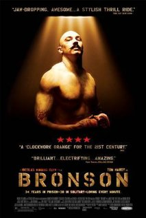 Bronson (2008) cover