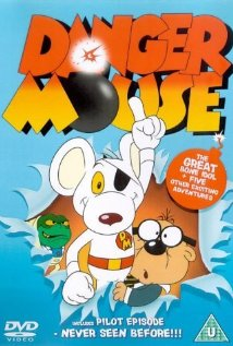 Danger Mouse (1981) cover