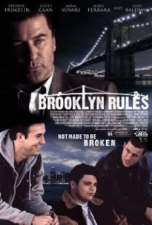 Brooklyn Rules 2007 poster
