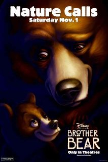 Brother Bear 2003 poster