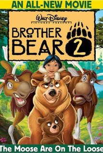 Brother Bear 2 (2006) cover