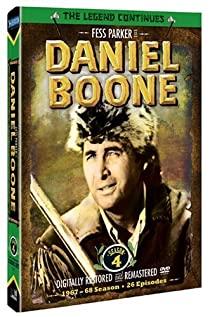 Daniel Boone (1964) cover