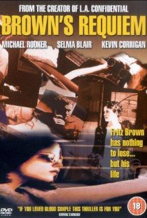 Brown's Requiem (1998) cover