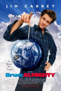 Bruce Almighty 2003 poster