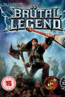 Brütal Legend (2009) cover