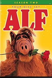 ALF (1986) cover