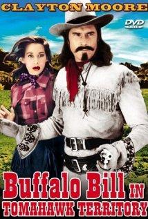 Buffalo Bill in Tomahawk Territory 1952 poster