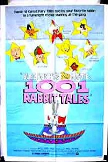 Bugs Bunny's 3rd Movie: 1001 Rabbit Tales (1982) cover
