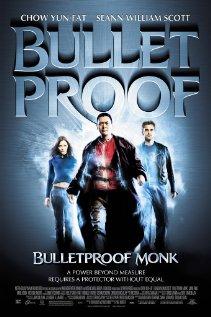 Bulletproof Monk (2003) cover