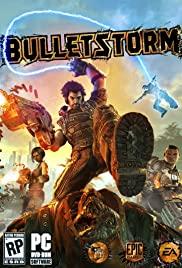Bulletstorm (2011) cover