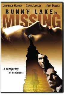 Bunny Lake Is Missing (1965) cover