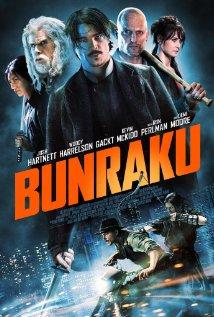 Bunraku (2010) cover