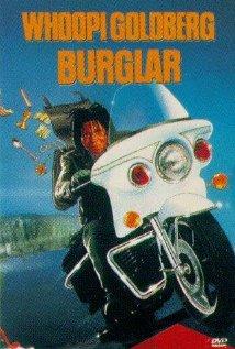 Burglar (1987) cover