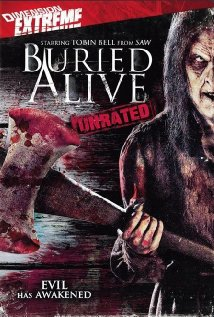 Buried Alive (2007) cover