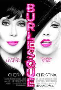 Burlesque (2010) cover