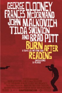 Burn After Reading (2008) cover
