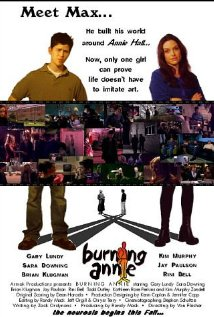 Burning Annie (2004) cover
