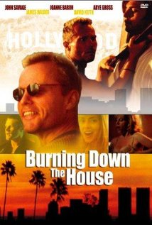 Burning Down the House 2001 poster
