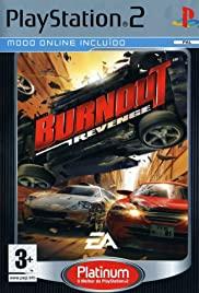 Burnout Revenge (2005) cover