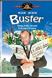 Buster (1988) cover