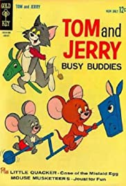 Busy Buddies (1956) cover